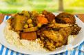 תמונת רקע ממוס אוכל תוניסאי באר שבע