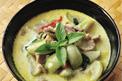 תמונת רקע גקו - אוכל תאילנדי