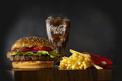 תמונת רקע מקדונלד'ס - McDonald's חולון